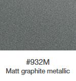 Wrap folie ORACAL 970 RA - graphite metallic mat
