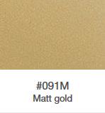 Wrap folie ORACAL 970 RA - gold mat metallic