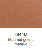 Wrap folie ORACAL 970 RA - red gold metallic mat - zvìtšit obrázek