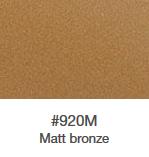 Wrap folie ORACAL 970 RA - bronze mat metallic