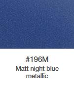 Wrap folie ORACAL 970 RA - night blue metallic mat