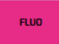 Nažehlovací folie P.S.Film - fluorescent raspberry