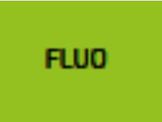 Nažehlovací folie P.S.Film - fluorescent green