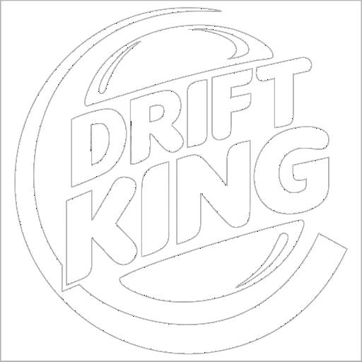Samolepka Drift King