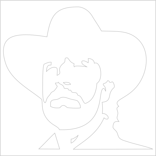 Samolepka Chuck Norris - zvìtšit obrázek