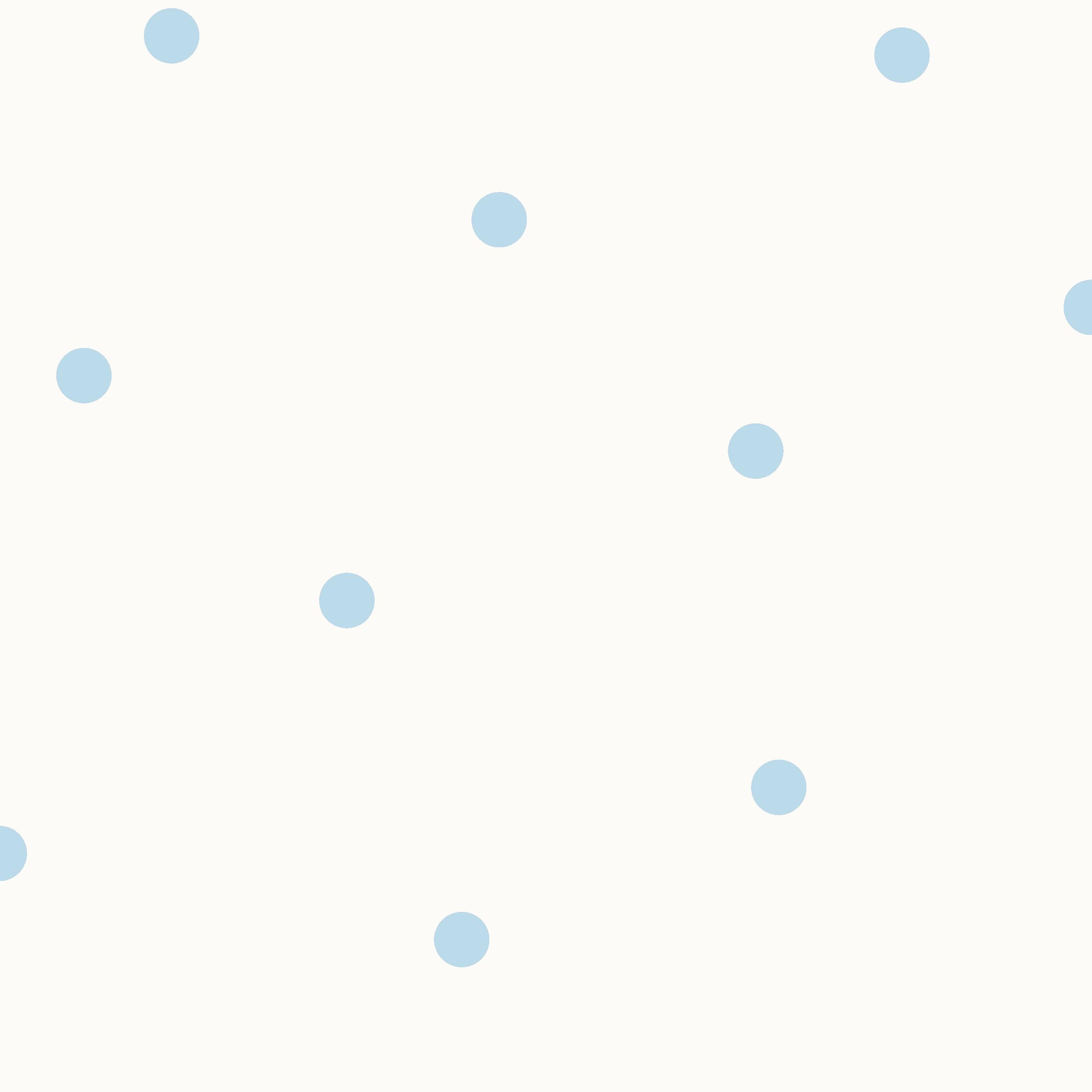 Papírová tapeta Dotty Modrá - zvìtšit obrázek