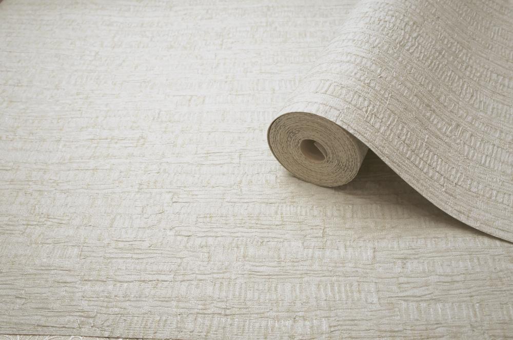 Papírová tapeta Ornella kùrová textura CREAM