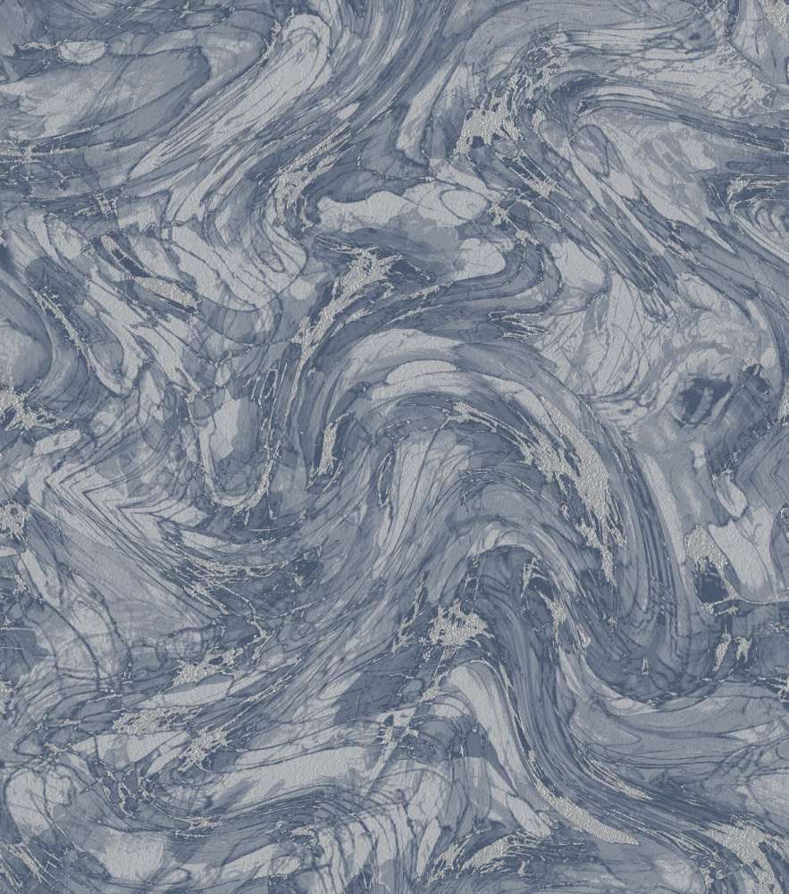 Papírová tapeta Opus Enzo Navy Modrá - zvìtšit obrázek