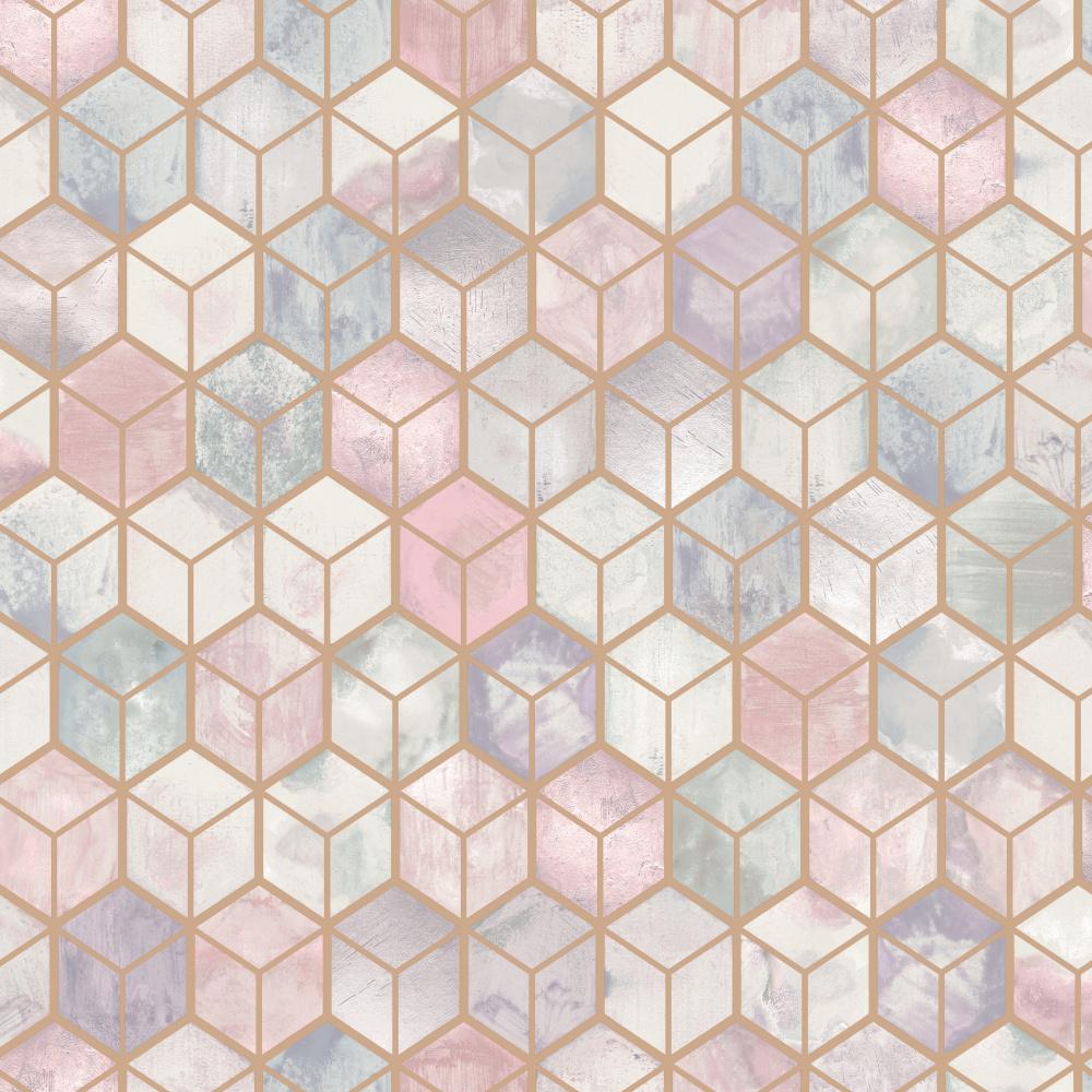 Vliesová tapeta Tafoni Pink Rùžová - zvìtšit obrázek