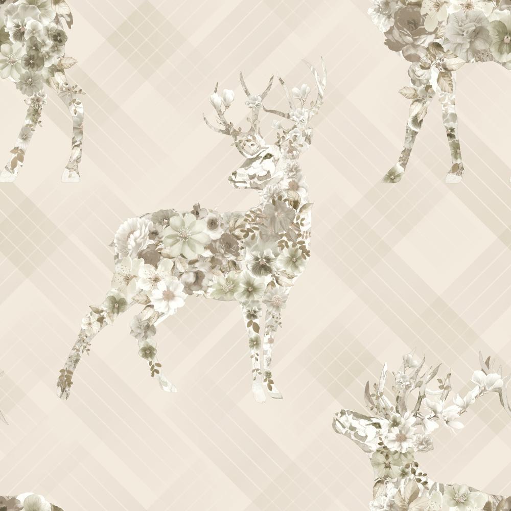 Vliesová tapeta Calla Béžová - zvìtšit obrázek