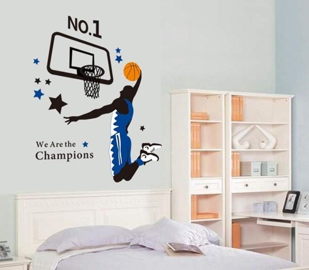 Postava basketbalisty - zvìtšit obrázek