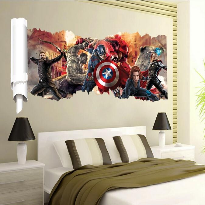 Avengers 3D - zvìtšit obrázek