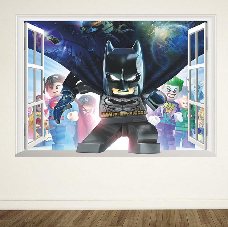Lego Batman - zvìtšit obrázek