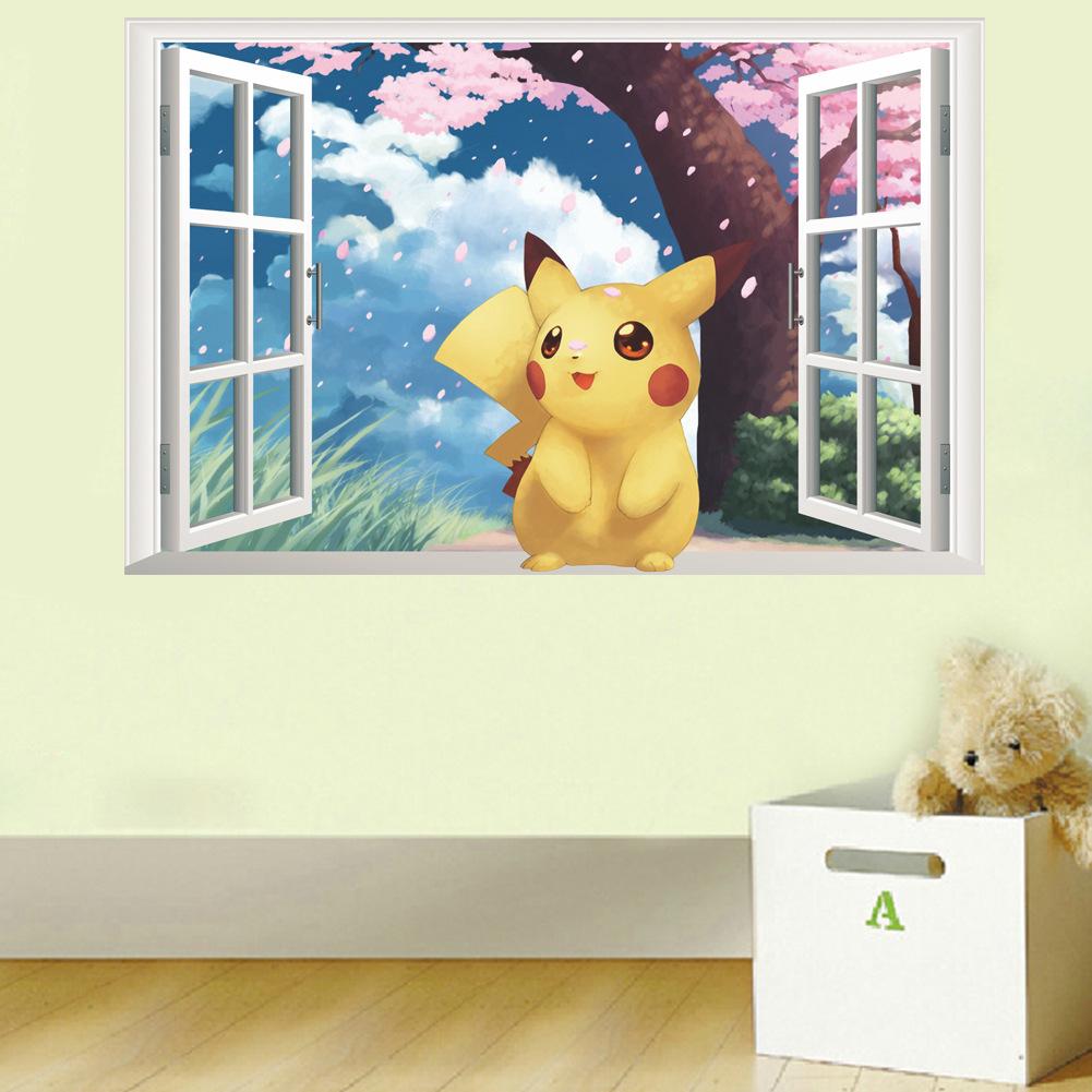 Pikachu v oknì - zvìtšit obrázek