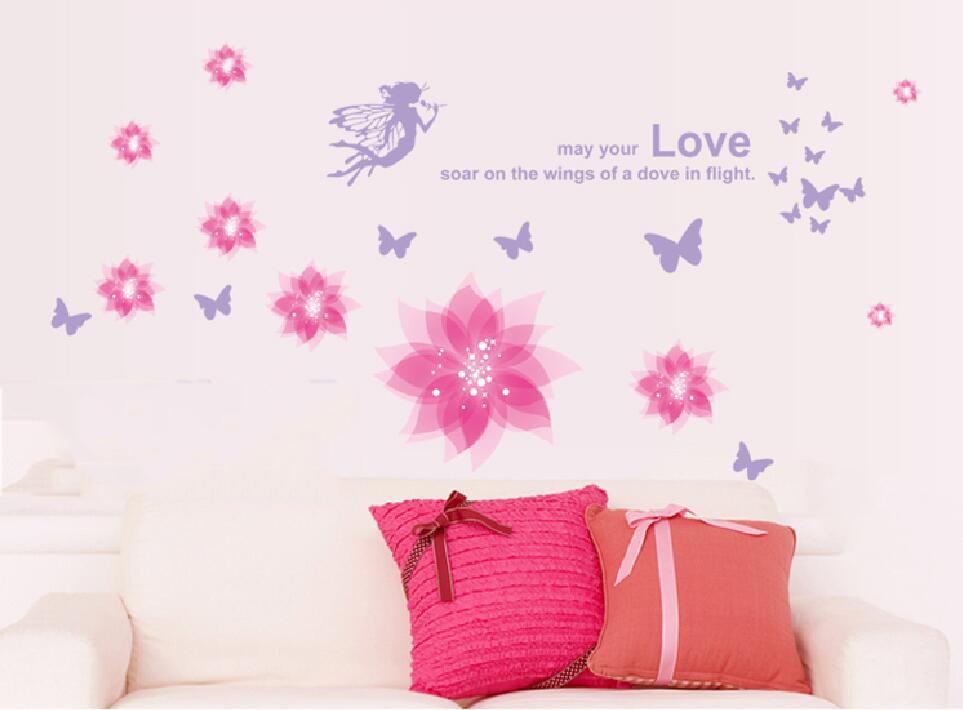 Rùžové romantické kvìty - zvìtšit obrázek