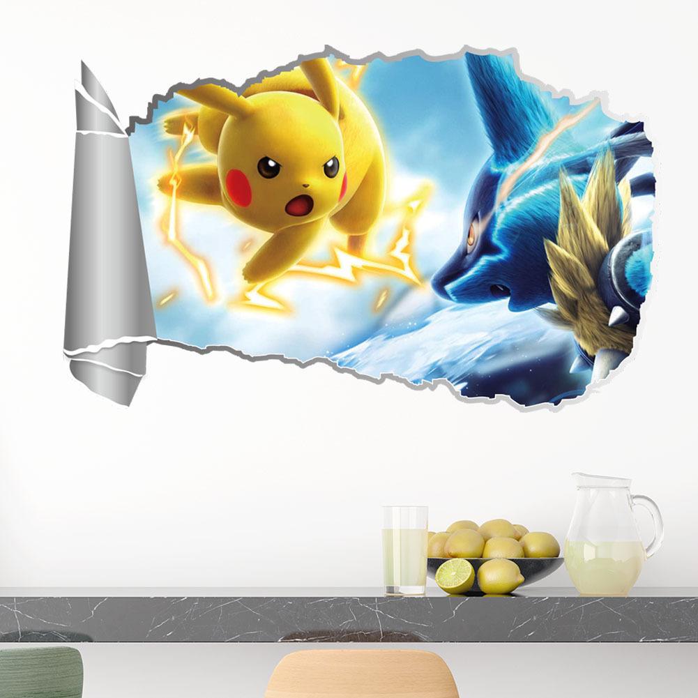 Pokémon Pikachu bojuje - zvìtšit obrázek