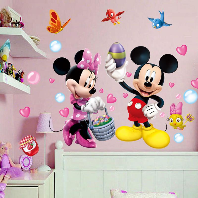 Velikonoèní Mickey a Minnie - zvìtšit obrázek
