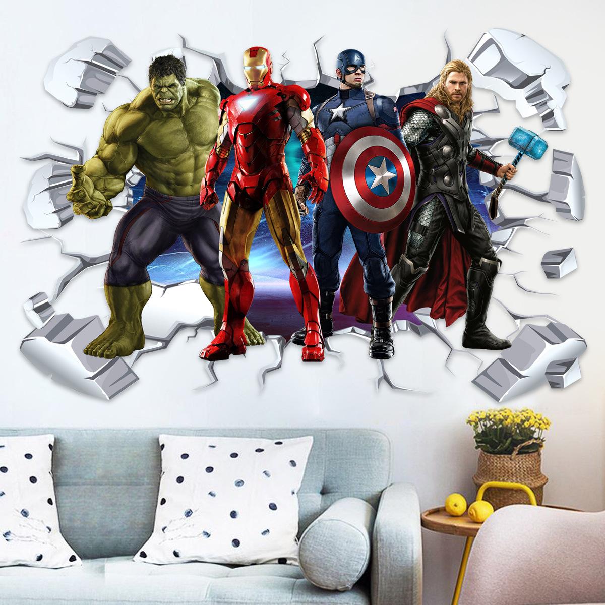 Avengers ve zdi - zvìtšit obrázek