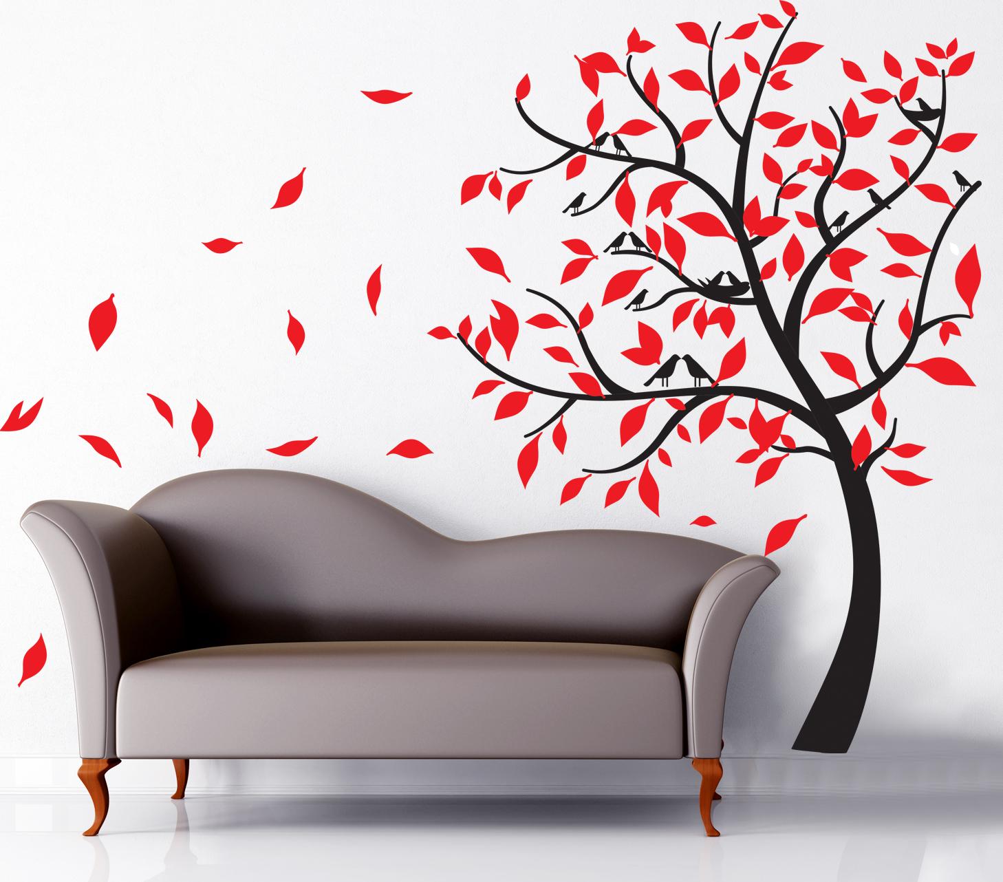 Podzimní strom - zvìtšit obrázek