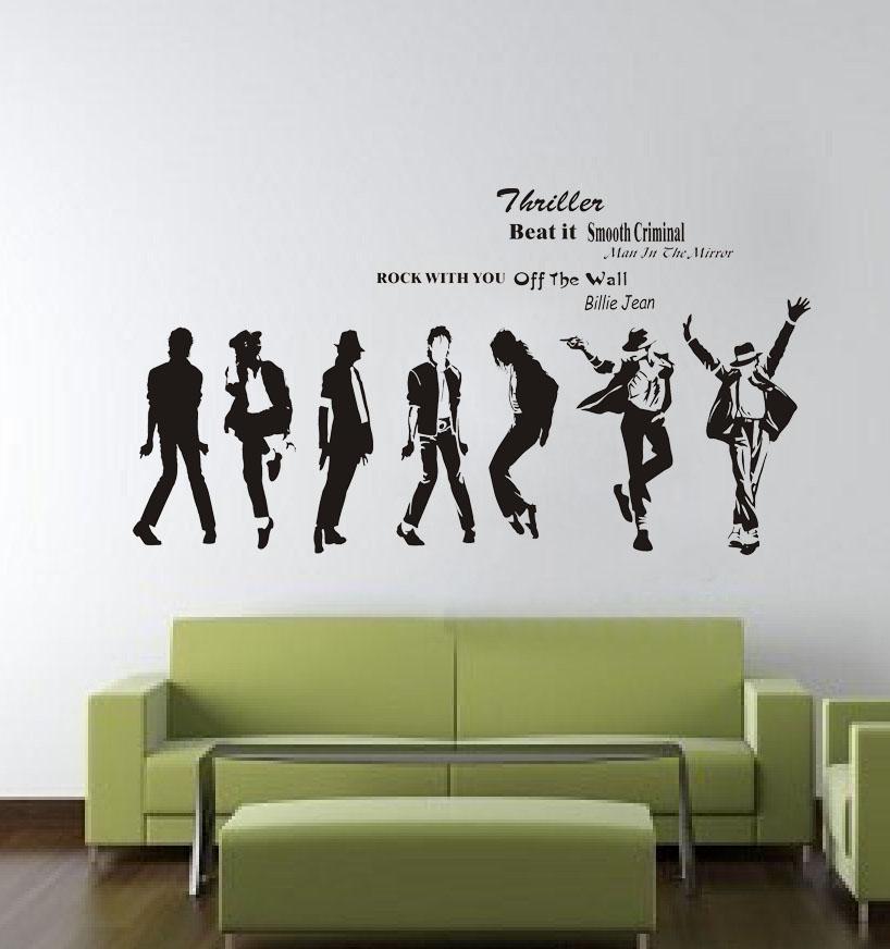 Siluety Michael Jackson