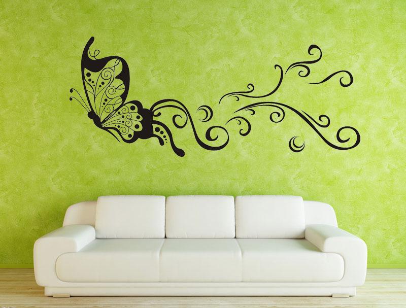 Èerný motýl - zvìtšit obrázek