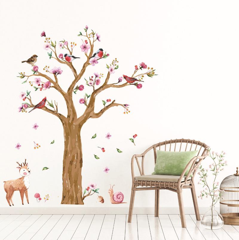 Malovaný strom