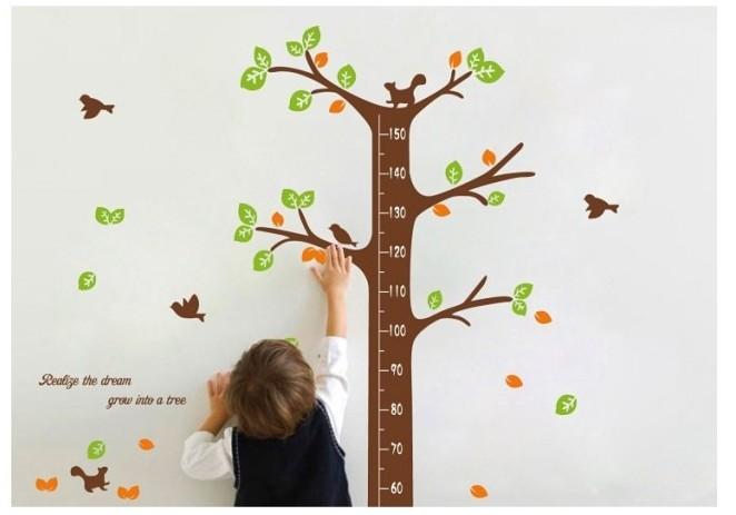 Metr strom s veverkou