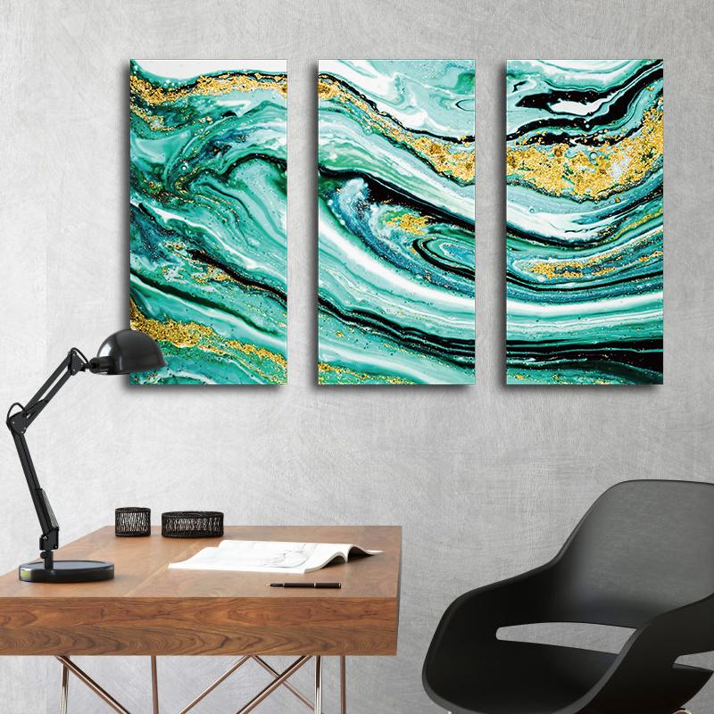 Samolepka abstraktní obrazy